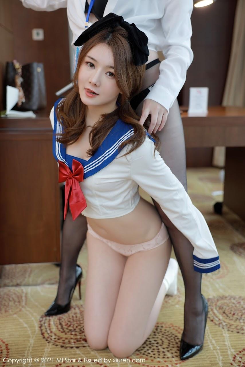 [MFStar] 2021-02-01 Vol.451 Model Collection sexy girls image jav